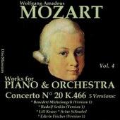 Mozart,Vol. 4 : Concertos K466 by Various Artists