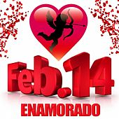 14. de Febrero Enamorado - Happy Valentines (Bachata, Salsa, Latino, Merengue, Reggaeton, Kuduro) by Various Artists