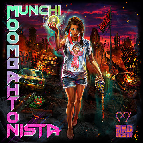 Moombahtonista EP by Munchi