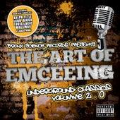 The Art of Emceeing, Vol. 2 von Various Artists