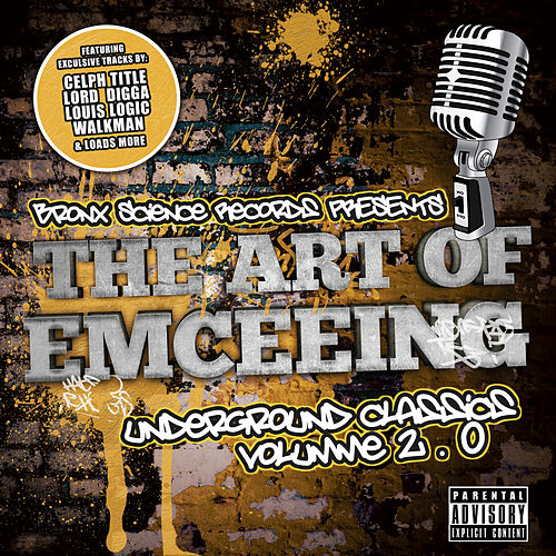 The Art of Emceeing, Vol. 2 by Various Artists