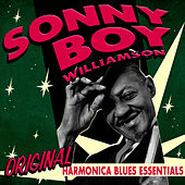 Original Harmonica Blues Essentials von Sonny Boy Williamson