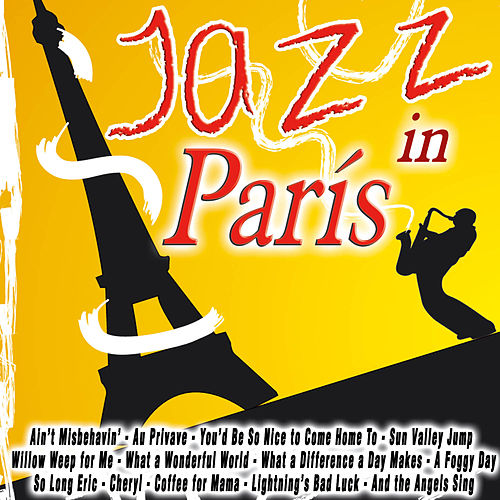 Jazz in París by Various Artists
