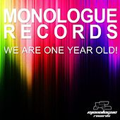 Monologue Records 1 Year!!! by Various Artists