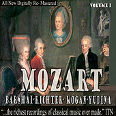 Mozart - Kogan, Yudina, Barshai, Richter by Various Artists