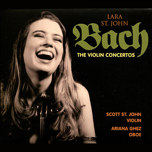 Bach: The Violin Concertos by Various Artists