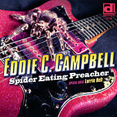 Spider Eating Preacher by Eddie C. Campbell