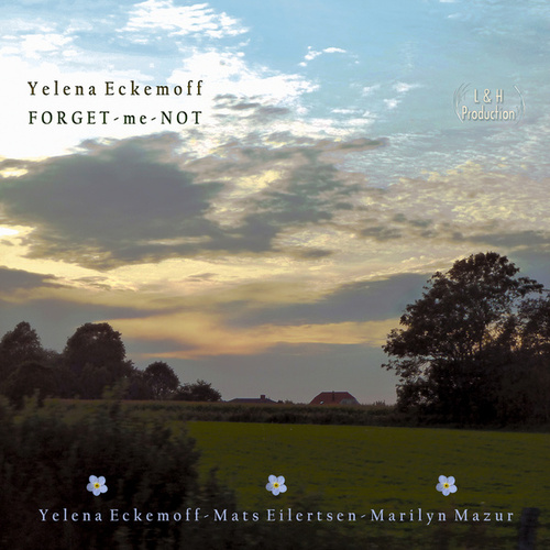 Eckemoff: Forget-me-Not by Yelena Eckemoff