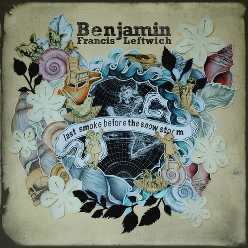 Last Smoke Before the Snowstorm by Benjamin Francis Leftwich