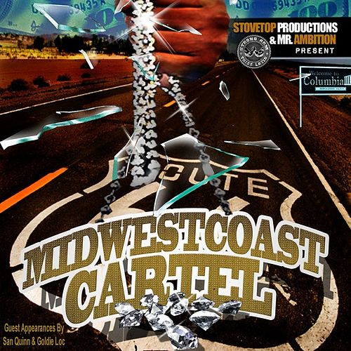 Midwestcoast Cartel by Various Artists