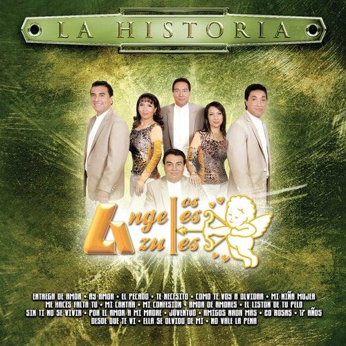 La Historia by Los Angeles Azules