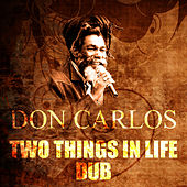 Two Things In Life Dub by Don Carlos