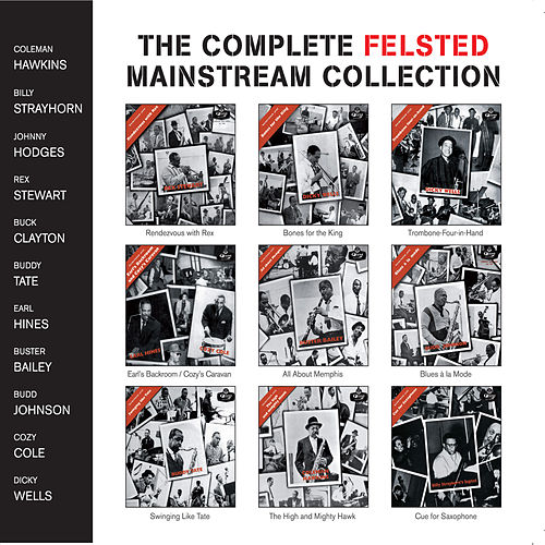 The Complete Felsted Mainstream Collection by Various Artists