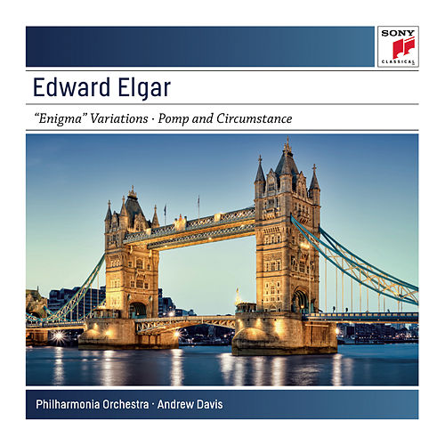 Elgar: Enigma Variations, Op. 36; Pomp and Circumstance Marches Nos. 1-5, Op. 39 by Philharmonia Orchestra