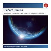 Strauss: Also sprach Zarathustra, Op. 30; Don Juan, Op. 20; Le Bourgeois Gentilhomme: Suite, Op. 60 - Sony Classical Masters by Various Artists