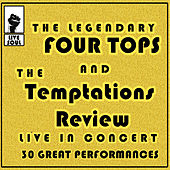 The Legendary Four Tops and The Temptations Review: Live in Concert 30 Great Performances by Various Artists