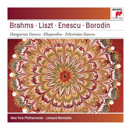 Brahms: Hungarian Dances Nos. 5 & 6; Liszt: Les Préludes; Hungarian Rhapsodies Nos. 1 & 4; Enescu: Romanian Rhapsody No. 1 - Sony Classical Masters by Leonard Bernstein