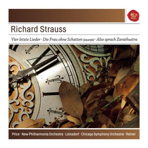 Strauss: Four Last Songs; Die Frau ohne Schatten; Also sprach Zarathustra, Op. 30 by Leontyne Price