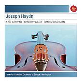 Haydn: Cello Concertos No. 1 in C Major & No. 2 in D Major; Symphony No. 13 in D Major; Sinfonia Concertante in B-Flat Major - Sony Classical Masters by Various Artists