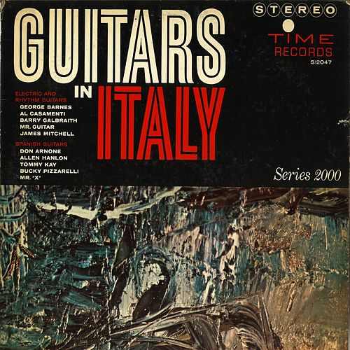 Guitars of Italy by Al Caiola