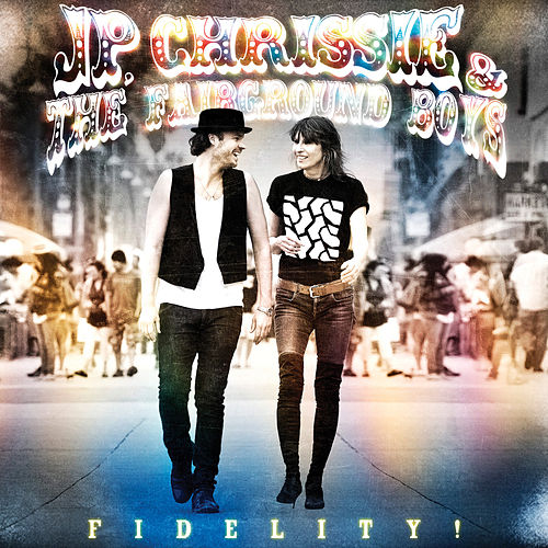Fidelity! by J.P. Jones