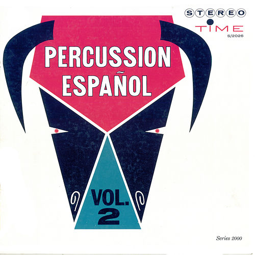 Percussion Espanol Vol. 2 by Al Caiola