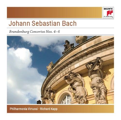 Bach: Brandenburg Concertos Nos. 4-6, BWV 1049-1051 - Sony Classical Masters by Richard Kapp