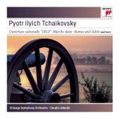 Tchaikovsky: 1812 Overture, Op. 49; Marche Slave, Op. 31 by Chicago Symphony Orchestra
