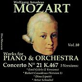 Mozart, Vol. 10 : Concertos K467 by Various Artists