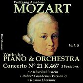 Mozart, Vol. 8 : Concertos K467 by Various Artists
