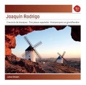 Joaquin Rodrigo: Concierto de Aranjuez; Tres piezas espanolas; Fantasía para un gentil hombre  - Sony Classical Masters von Julian Bream