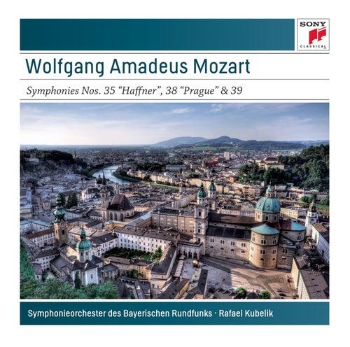 Wolfgang Amadeus Mozart: Symphonies Nos. 35