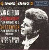 Rachmaninoff / Beethoven: Piano Concertos by Van Cliburn