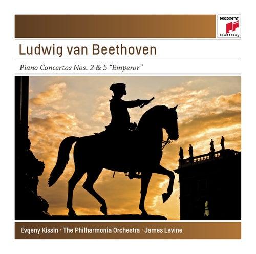 Beethoven: Piano Concertos No. 2 Op. 19 & No. 5 Op. 73 'Emperor' - Sony Classical Masters by Evgeny Kissin