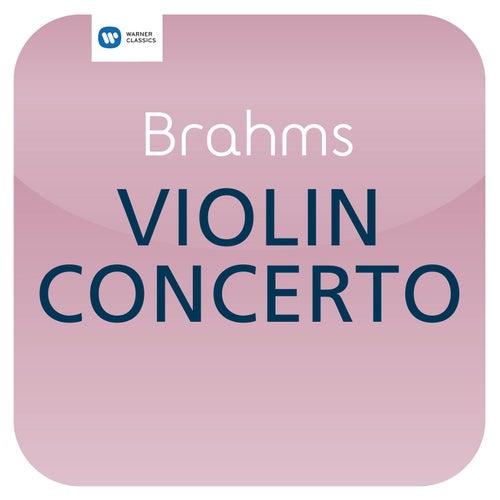 Brahms: Violin Concerto ('Masterworks') by Klaus Tennstedt