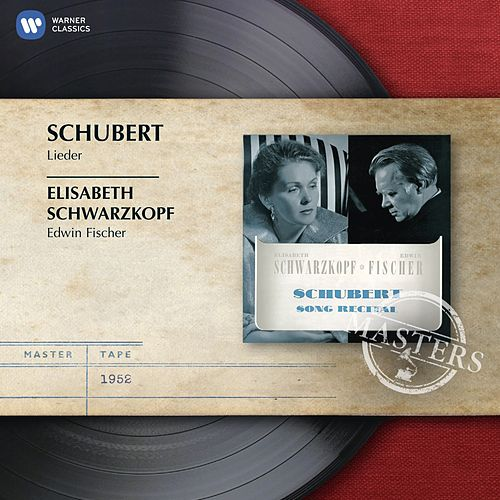 Schubert: Lieder by Elisabeth Schwarzkopf (3)