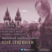 Dvorák : Symphony No.7, In Nature's Realm & Scherzo Capriccioso by José Serebrier