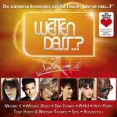 Wetten dass..? Solo Con Te - Die schönsten Lovesongs aus 10 Jahren Wetten dass..? von Various Artists
