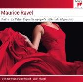 Maurice Ravel: Boléro; Alborado; La Valse; Rhapsodie Espagnole  - Sony Classical Masters by L'Orchestre National de France