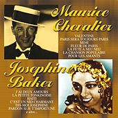 Josephin Baker & Maurice Chevalier by Various Artists