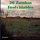 20 Zambas Inolvidables by Various Artists