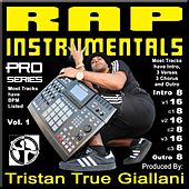 Rap Instrumentals, Vol. 1 by Rap Instrumentals