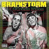 Stress Files EP by Brainstorm (Metal)