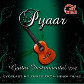 Pyaar Guitar Instrumental by Hindi Instrumental Group