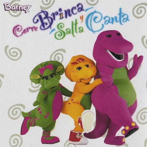 Barney: Corre, Brinca, Salta y Canta by Barney
