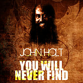 You Will Never Find by John Holt