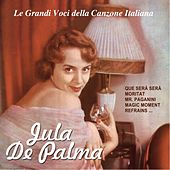 Le grandi voce della canzone Italiana by Jula De Palma