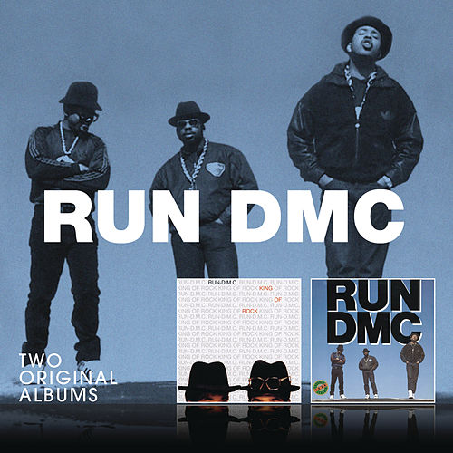 King Of Rock/Tougher Than Leather von Run-D.M.C.