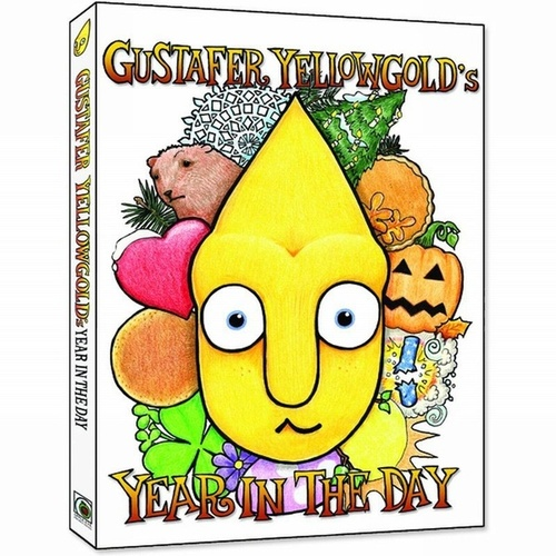 Gustafer Yellowgold's Year In The Day by Gustafer Yellowgold