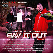 Sav It Out Vol. 4 - Pains of the Game by Various Artists